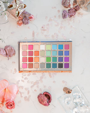 Remember Me 32 Color Eyeshadow Palette