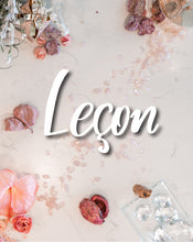 Load image into Gallery viewer, Leçon (Makeup Lesson)