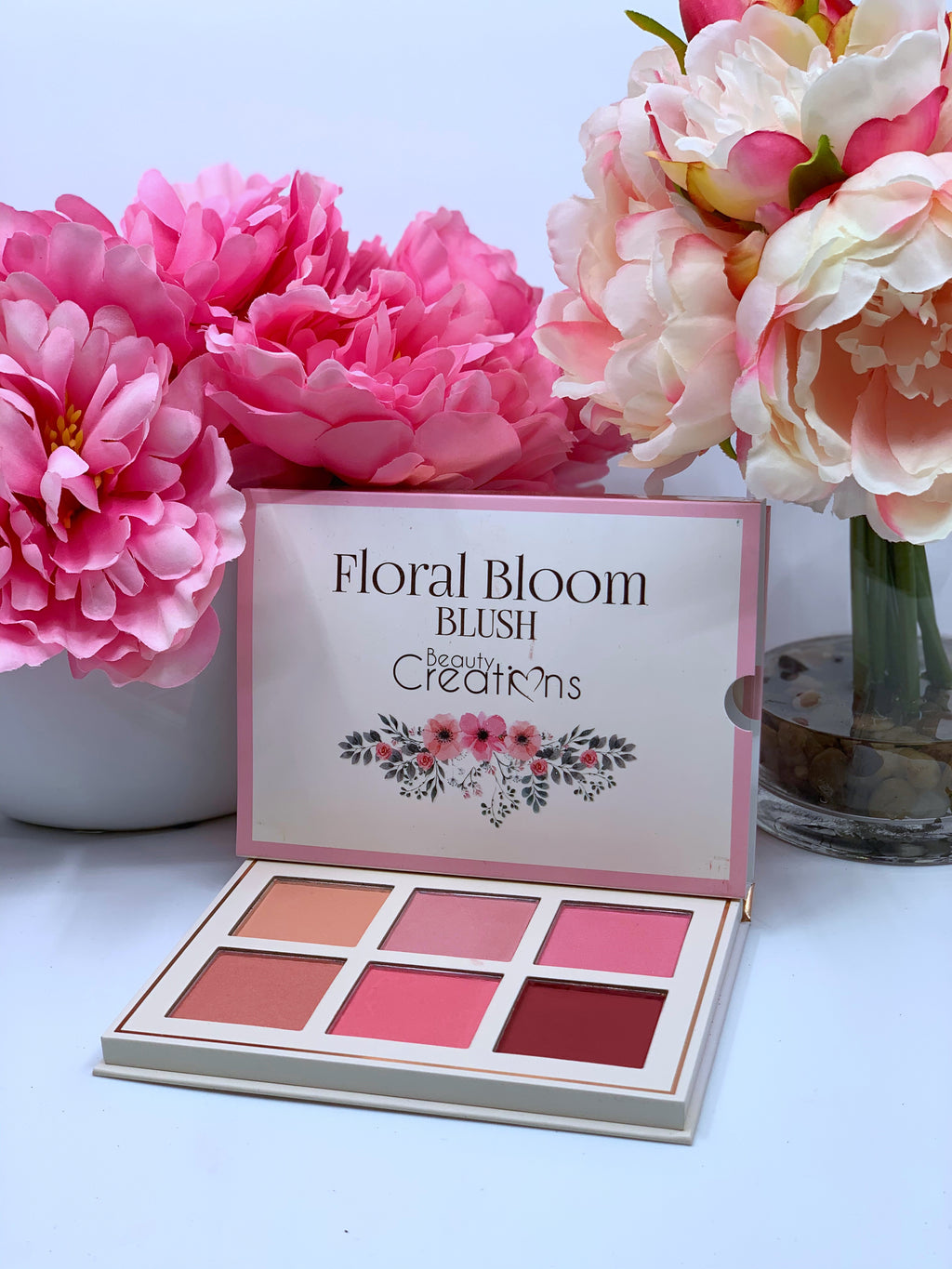 Floral In Bloom Blush