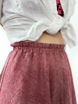 Bangladesh Bias Skirt - Semi Custom