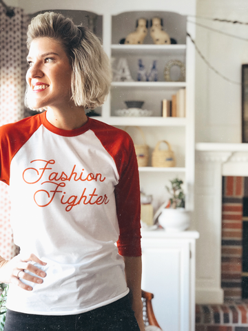 Fashion Fighter Tee