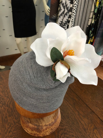 Flower Hat - ONE SIZE