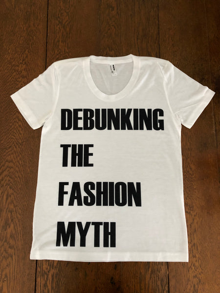 Fashion Myth Tee - M - runs small