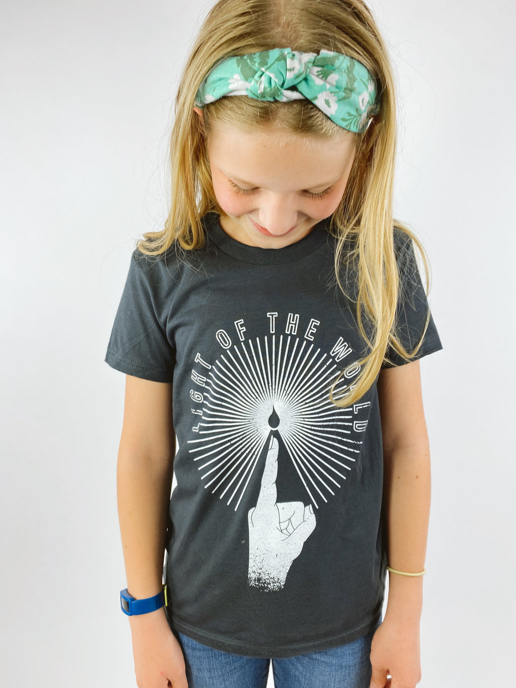 Light of the World Tee - Unisex Kids
