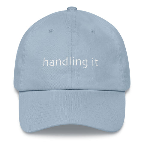 Handling It Dad Cap