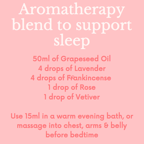 Aromatherapy in Pregnancy blog the pod collection 3