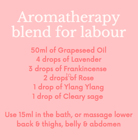 Aromatherapy in Pregnancy blog the pod collection 4