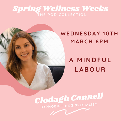 Clodagh Connell wellness event the pod collection