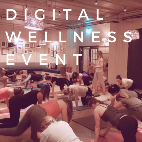 Digital wellness event blog the pod collection