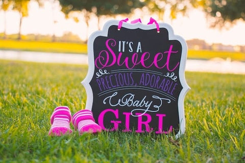 Gender Reveal Party Games blog the pod collection 3
