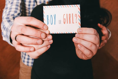 Gender Reveal Party Games blog the pod collection 4