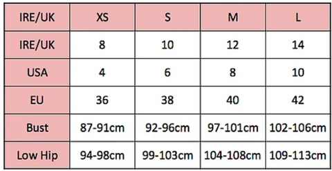 Measuring your Bra size blog the pod collection 1