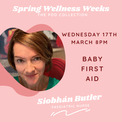 Siobhan Butler wellness event the pod collection