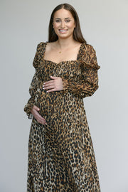 Leopard dress the pod collection 3