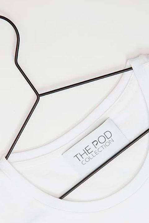 Perfect Tee White the pod collection 5