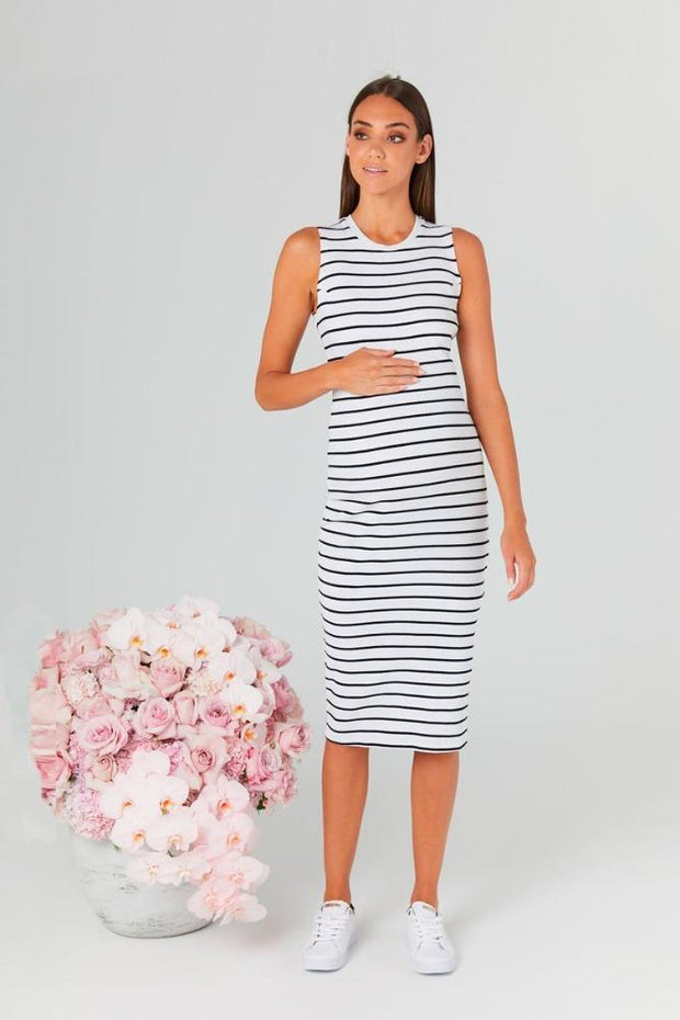 Riviera Ribbed Dress the pod collection 2
