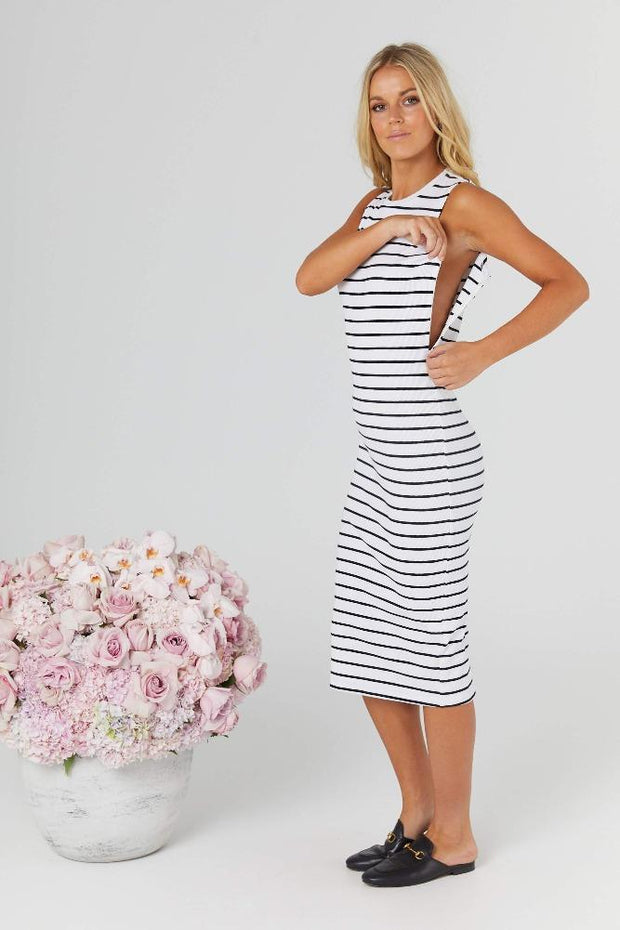 Riviera Ribbed Dress the pod collection 3