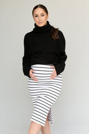 Riviera Ribbed Skirt the pod collection 1