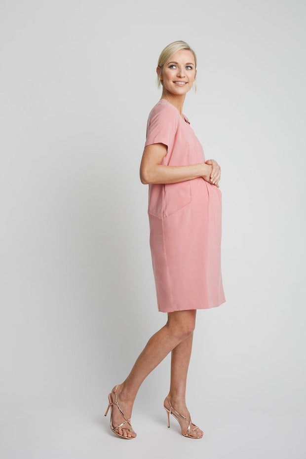Rose Lume dress the pod collection 1
