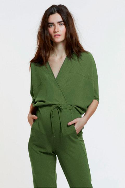 Yoko jumpsuit olive the pod collection 1