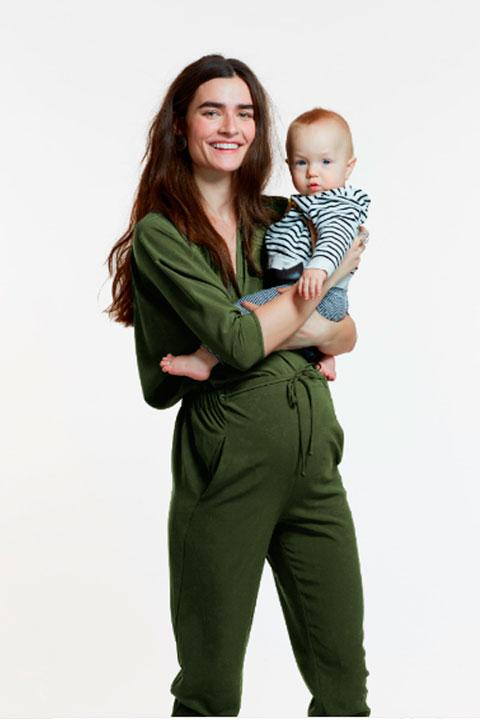 Yoko jumpsuit olive the pod collection 2