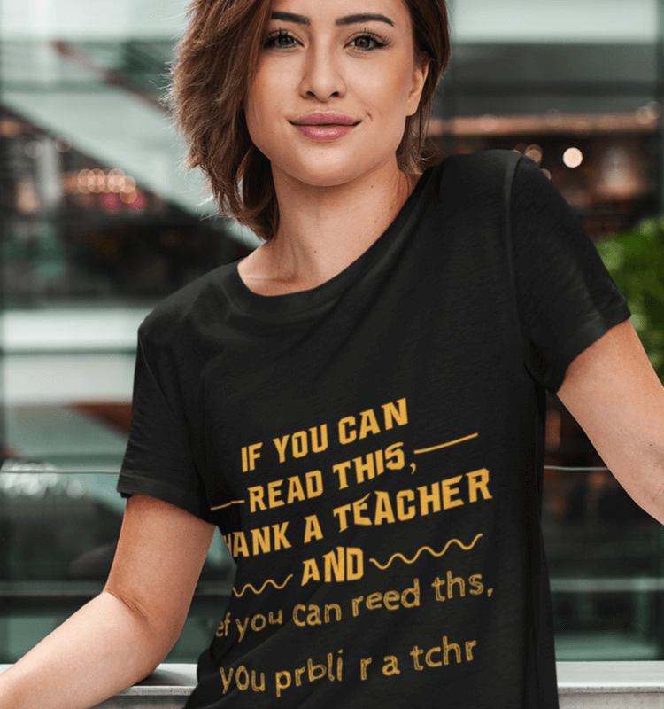 Awesome teacher