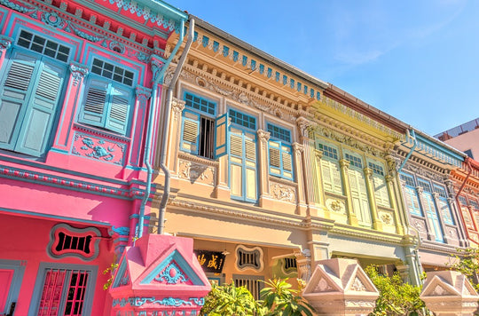 Exploring Peranakan Style Architecture: Celebrating a Beautiful Heritage