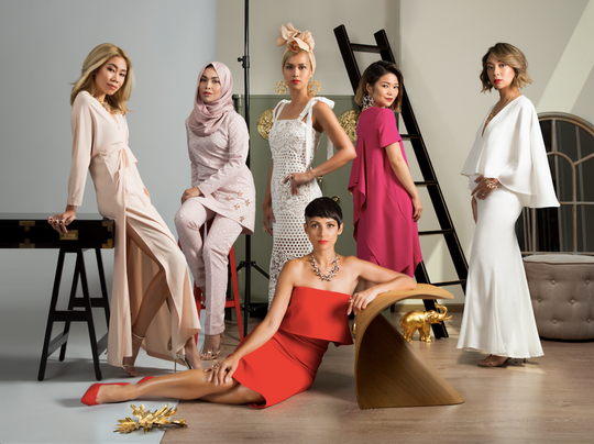 RISIS presents the Daughters of Singapore campaign