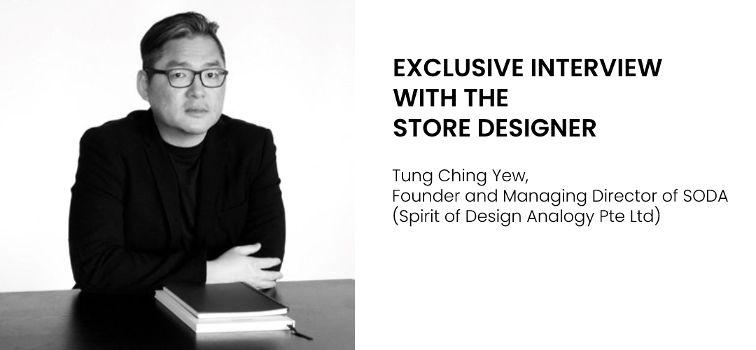 Interview with Store designer from SODA