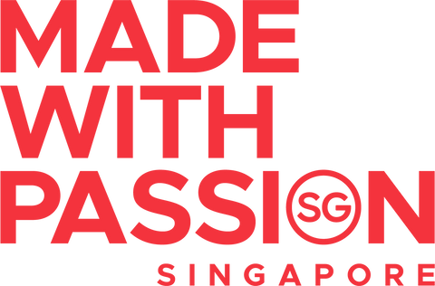 Made with passion logo