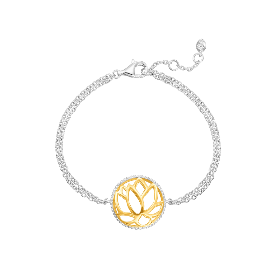 Lotus Bloom Bracelet