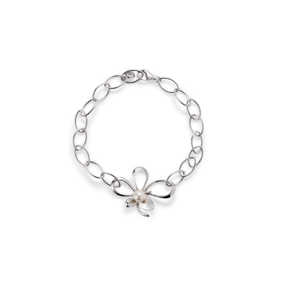 Revelry Bracelet with Pearl