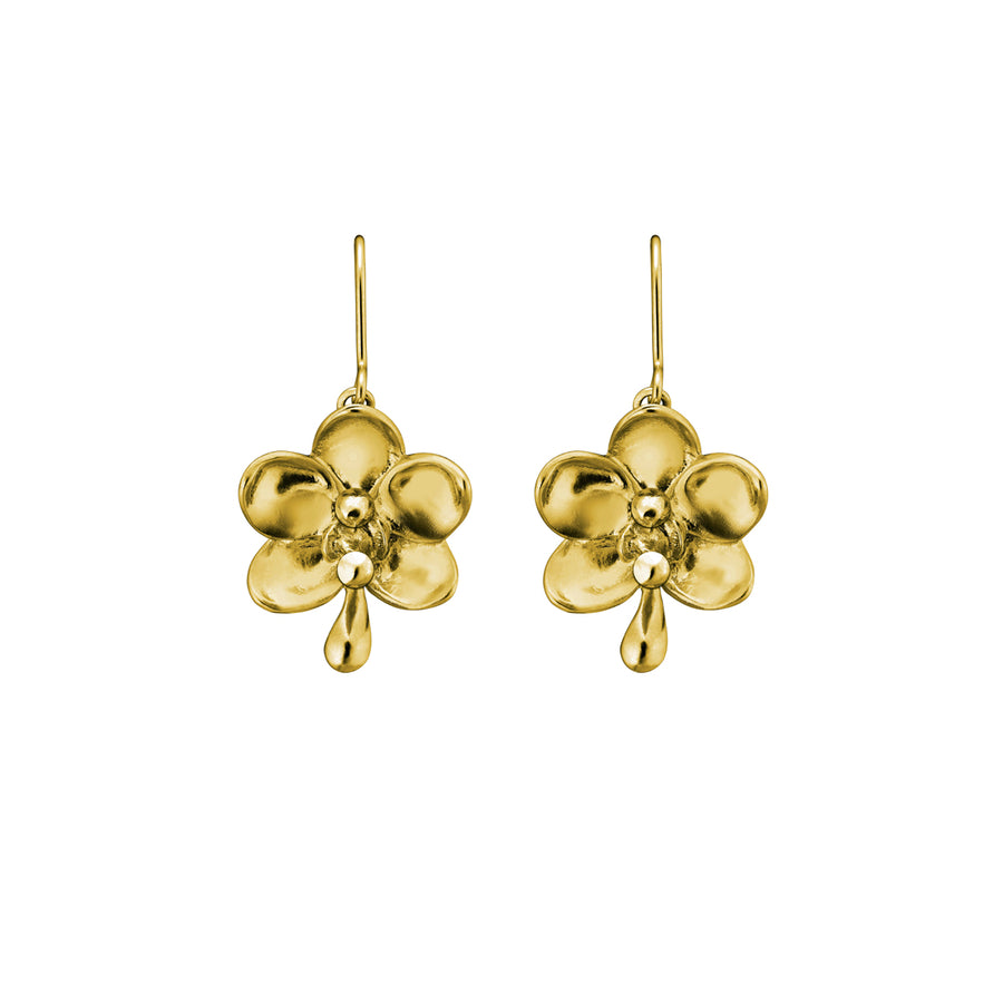 Ascocenda Dangle Earrings (G)