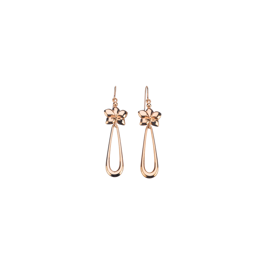 Orchid Parade Tilda Earrings
