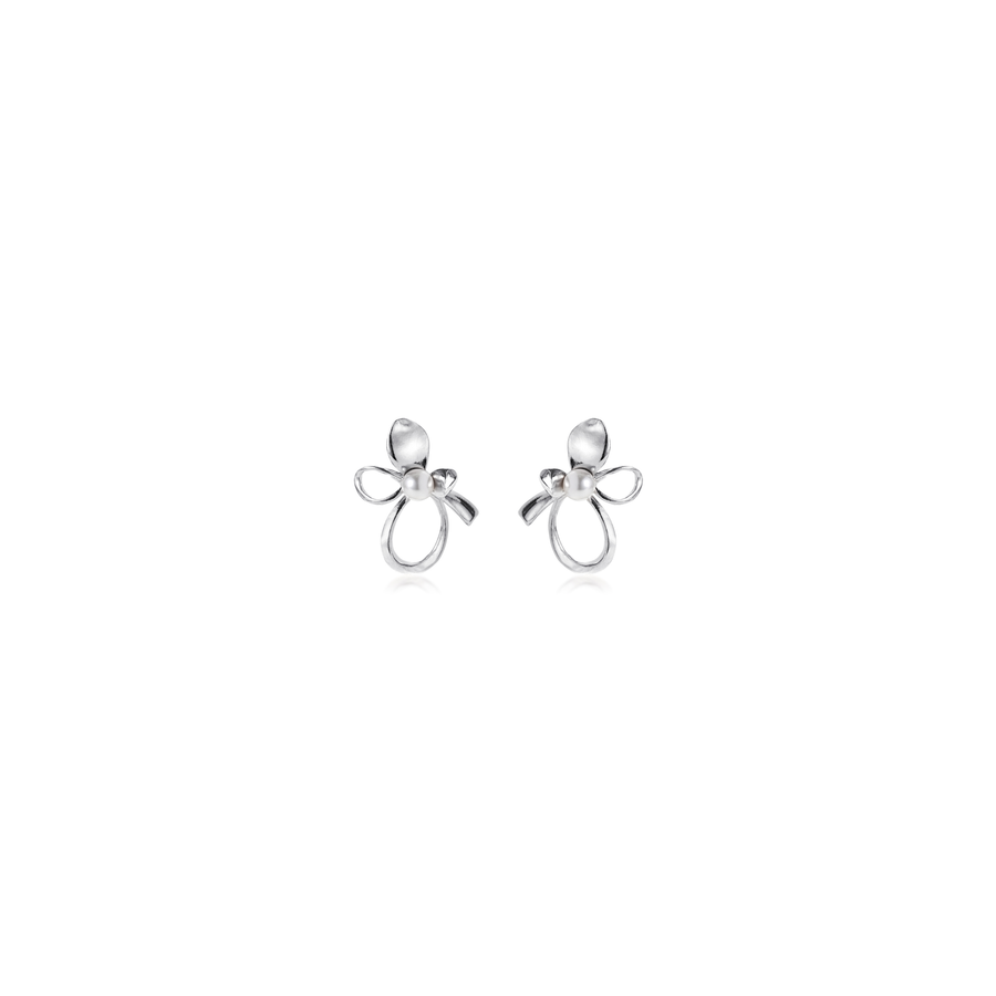 Revelry Earrings with Pearl