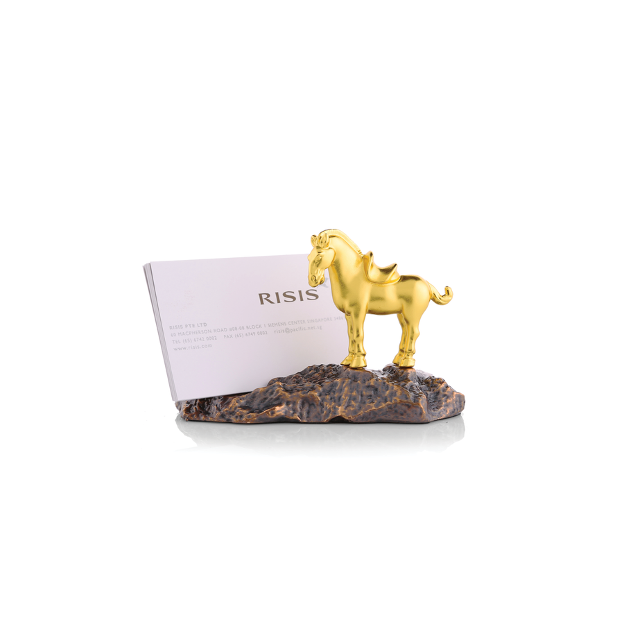 Imperial Horse Namecard Holder