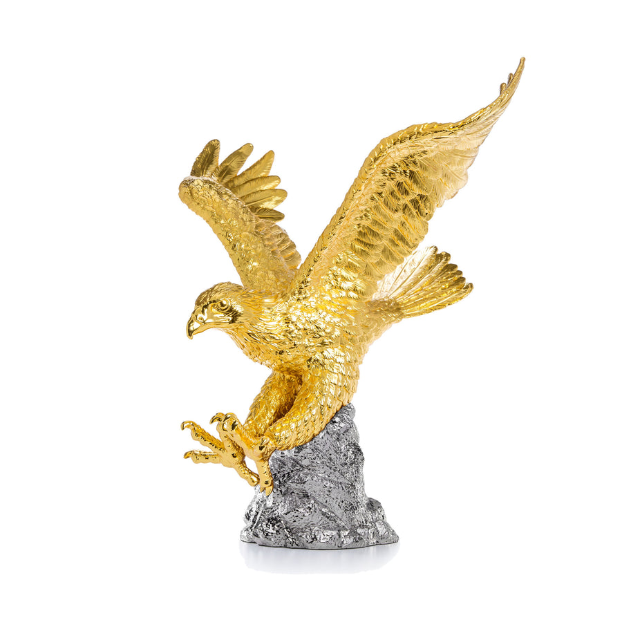 Soar Eagle on Palladium Base (G)