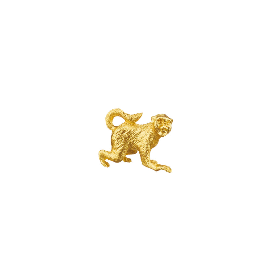 Zodiac Monkey Figurine