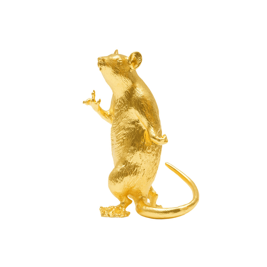 Zodiac Rat Sculpture