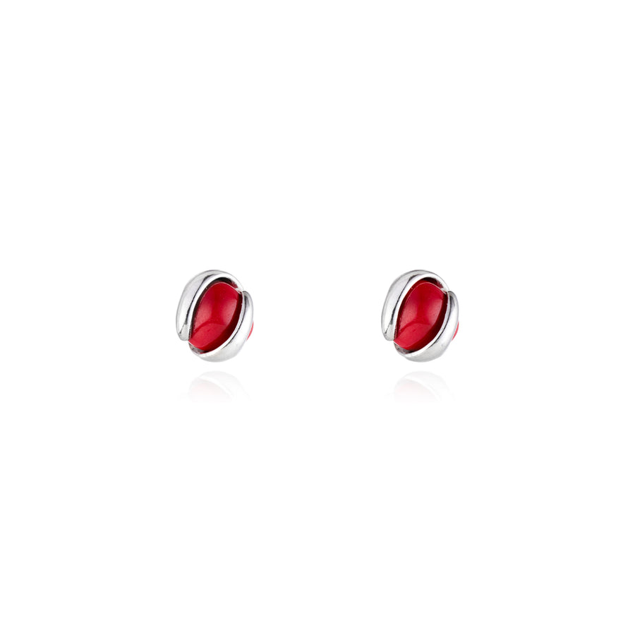 Love Story Saga Seed Earrings