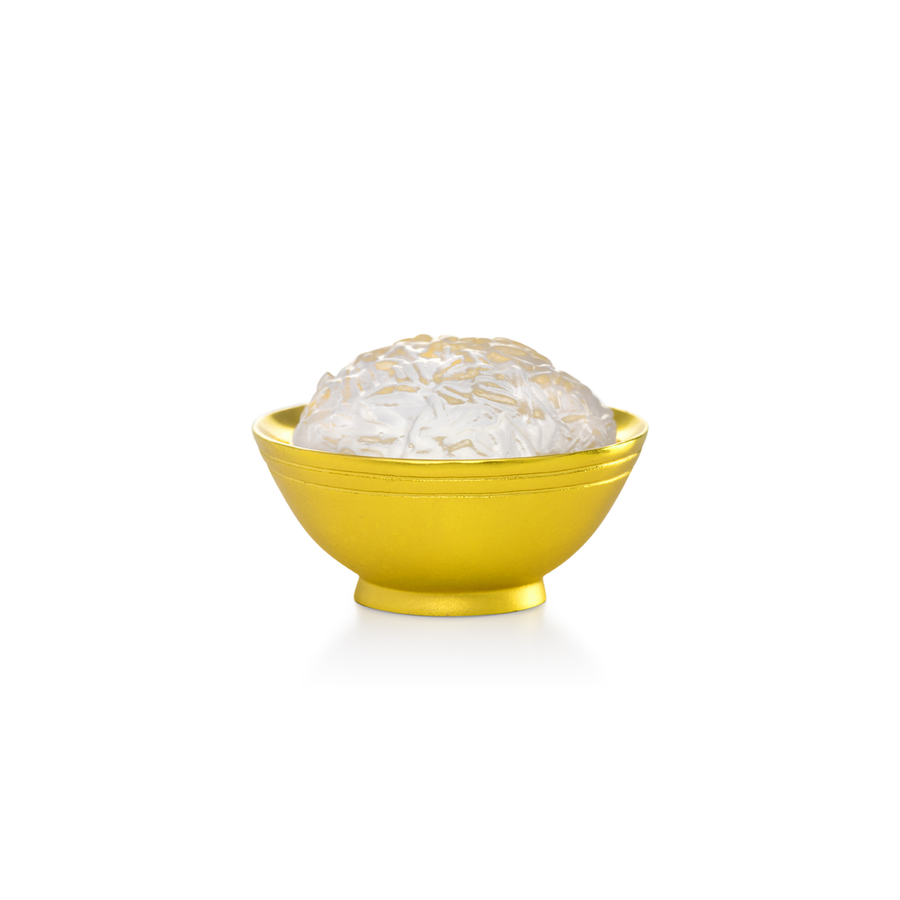 Auspicious Rice Bowl