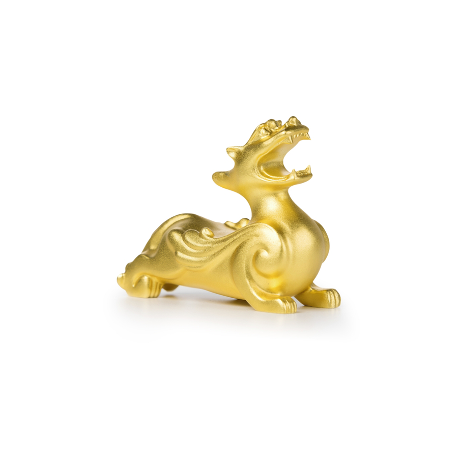Golden Miniature Pixiu