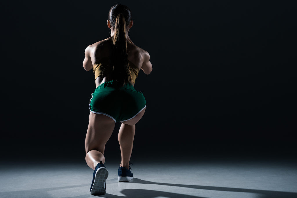essential bodyweight exercises - lunges