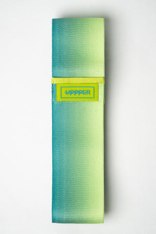 green ombre heavy resistance band