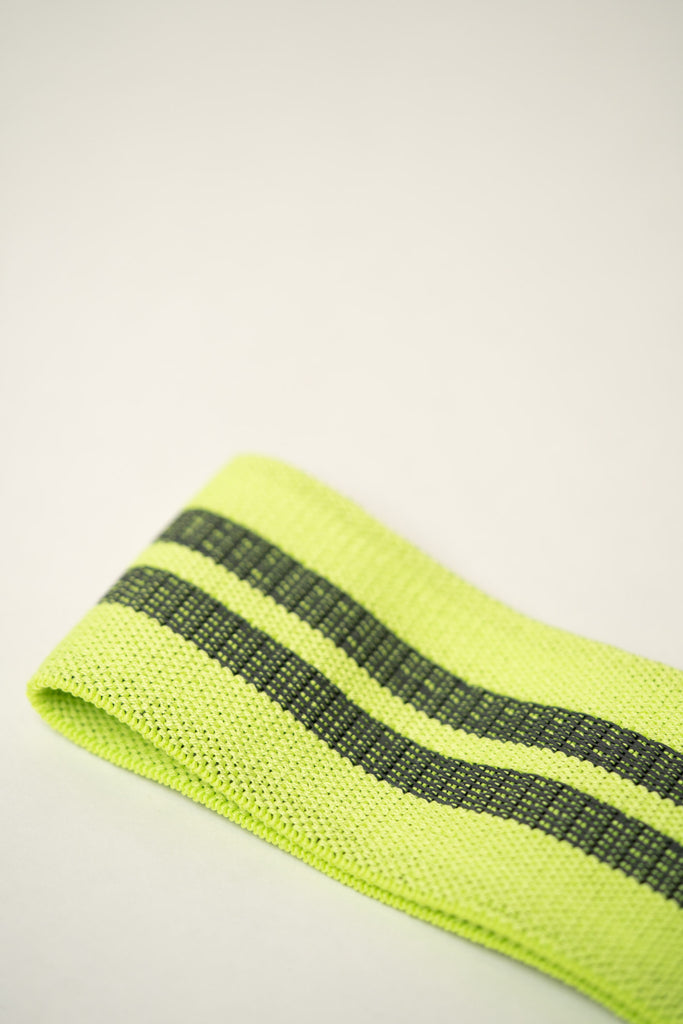 Resistance Band Neon Green (Light)
