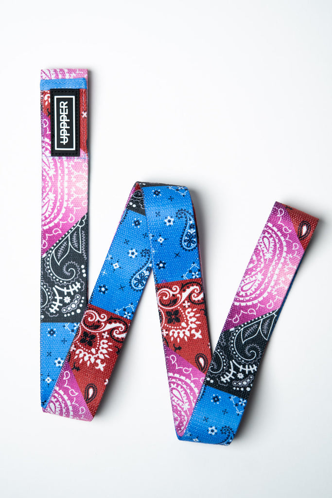 Long Resistance Band Bandana (Heavy)