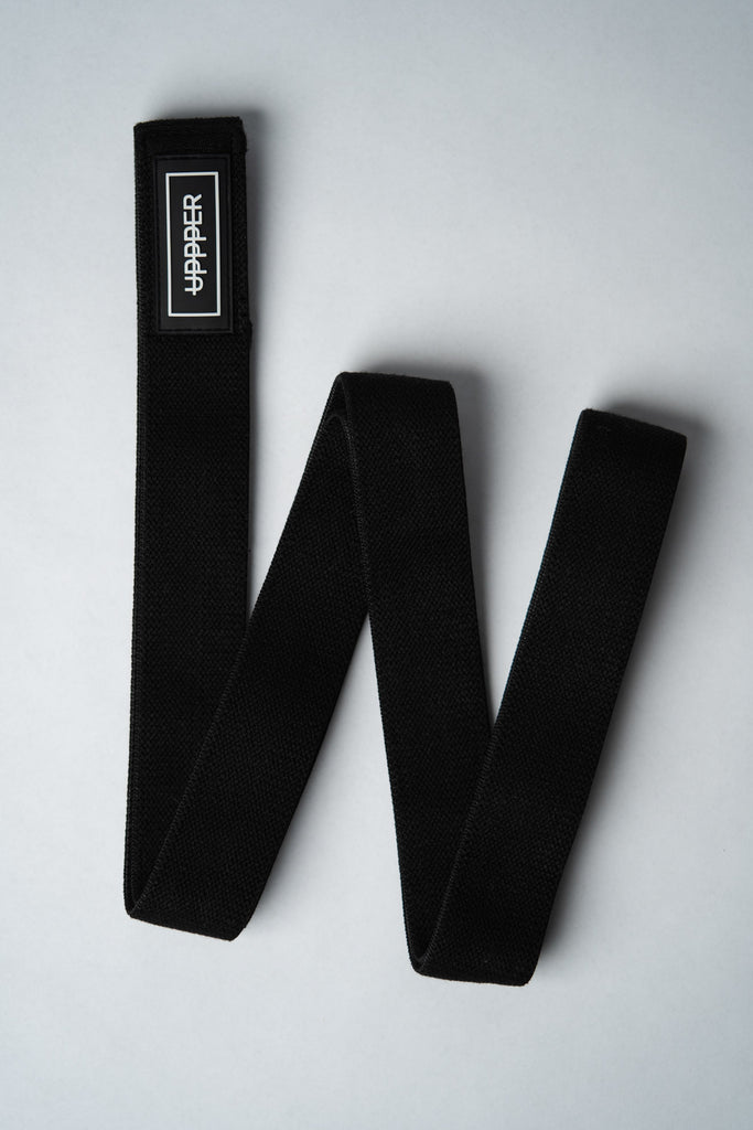 Long Resistance Band Black (Heavy)