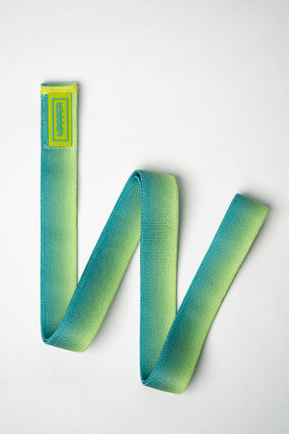 green ombre long extra heavy resistance band