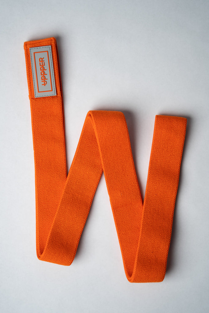 Long Resistance Band Orange (Medium)