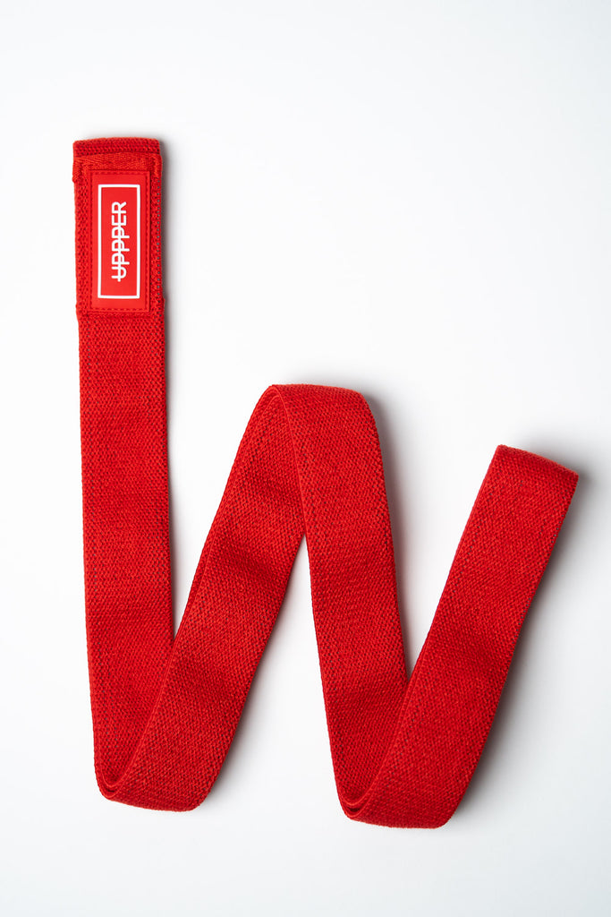 Long Resistance Band Red (Extra Heavy)